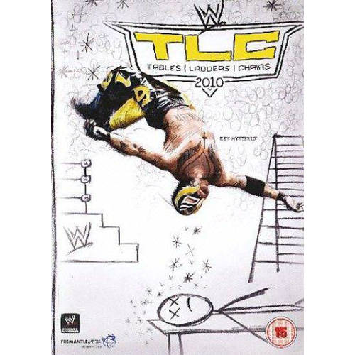 WWE - Tlc - Tables Ladders & Chairs 2010 (DVD) kopen