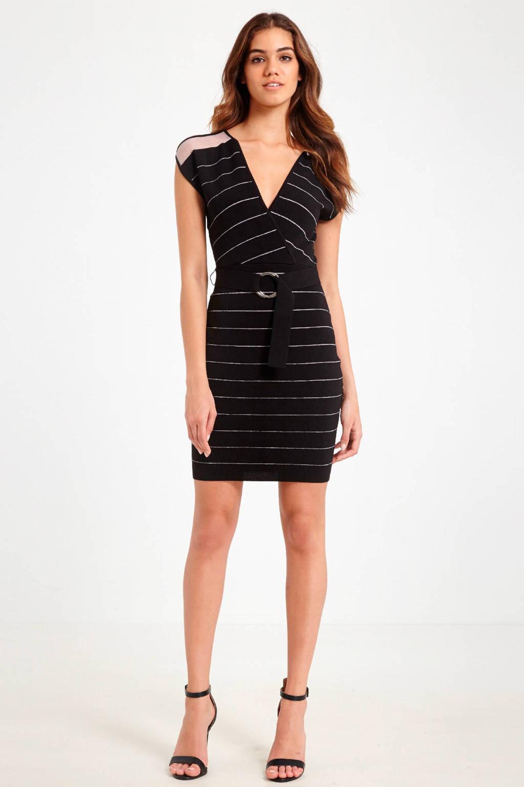 Morgan jurk, Zwart