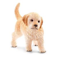Schleich Farm World Golden retriever pup