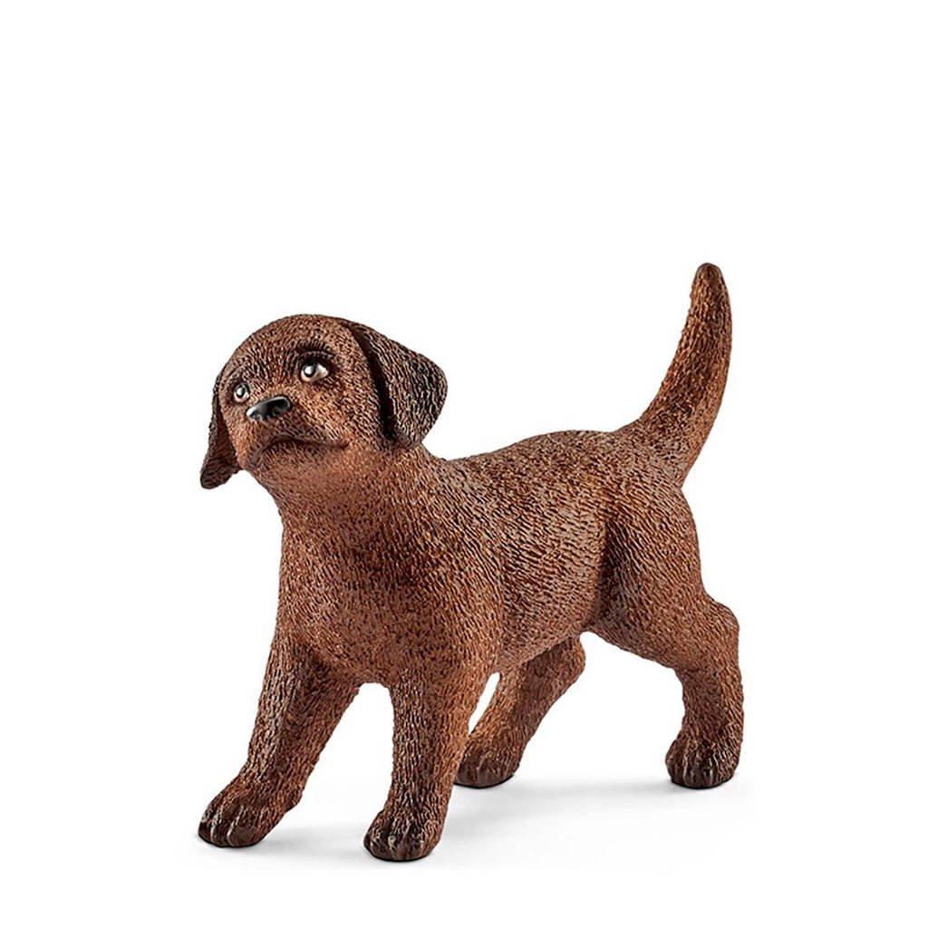 Schleich Farm World Labrador retriever pup