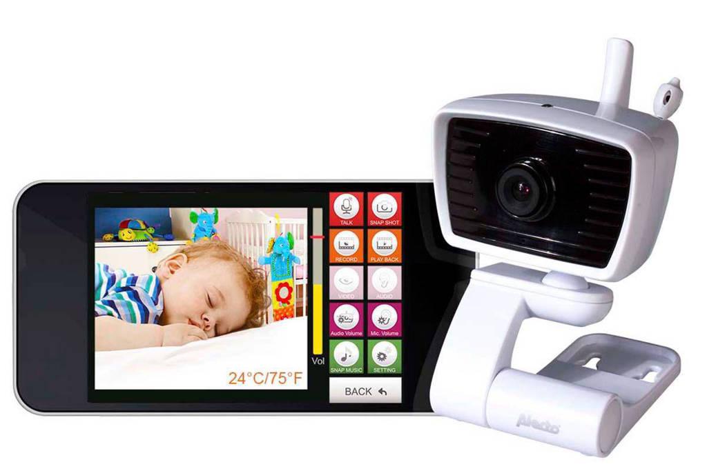 Alecto IVM-180 Smart babycamera, Wit