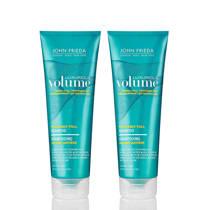 John Frieda Luxurious Volume touchably full shampoo (2 stuks)