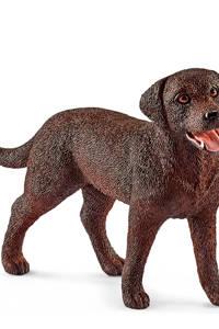 Schleich Farm World Labrador retriever teef