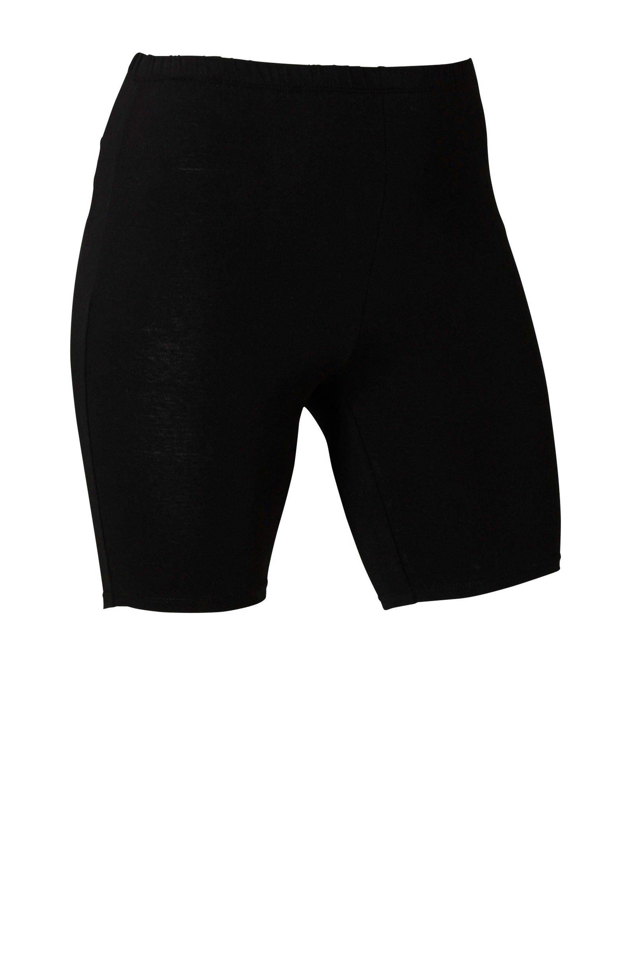 Goede whkmp's great looks korte legging zwart | wehkamp MV-67