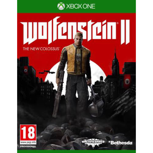 Wolfenstein 2 - The new colossus (Xbox One) kopen