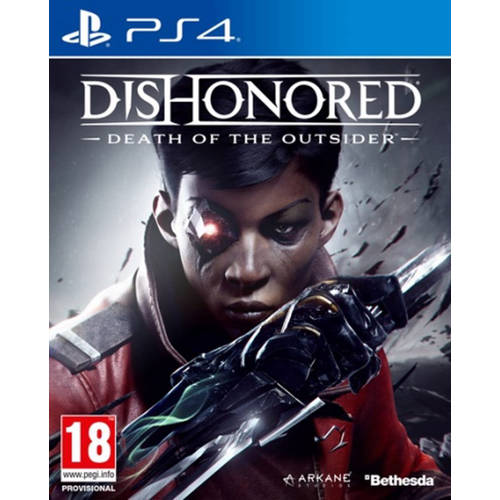 Dishonored - Death of the outsider (PlayStation 4) kopen