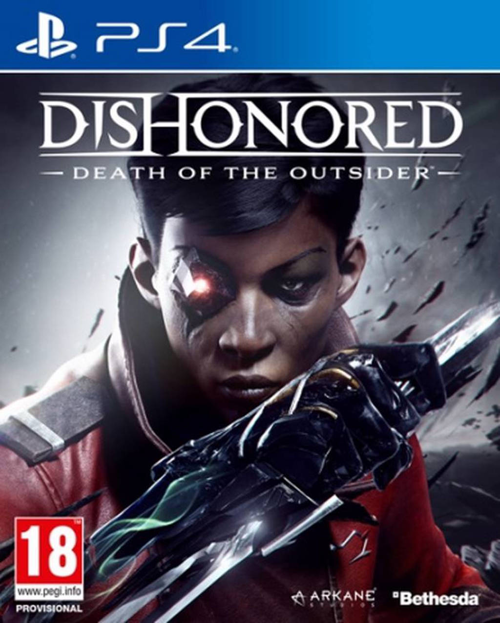 Dishonored - Death of the outsider (PlayStation 4)