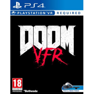 DOOM(VR) (PlayStation 4)