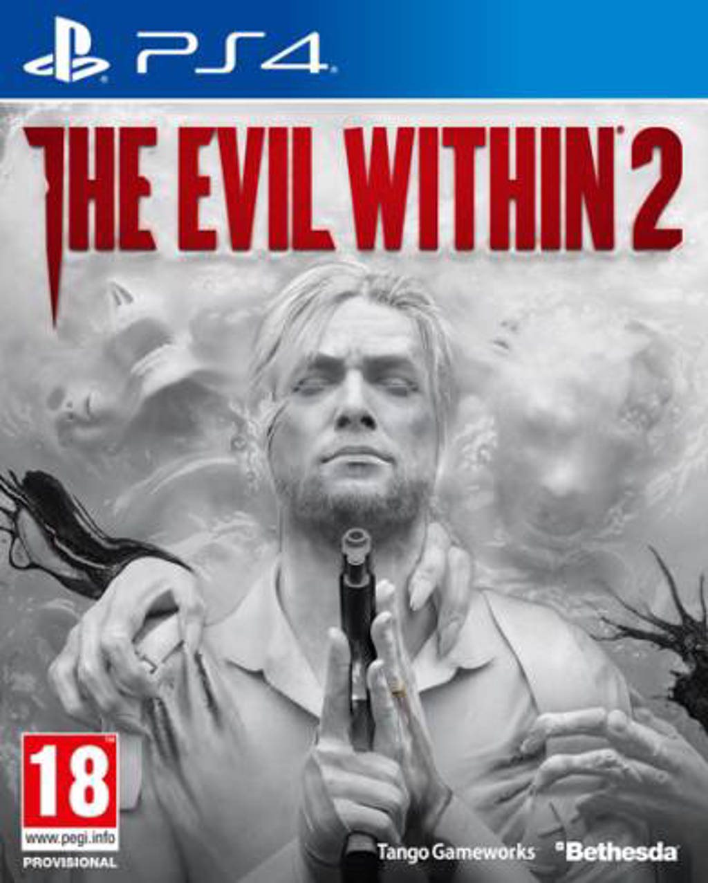 Evil within 2 (PlayStation 4)