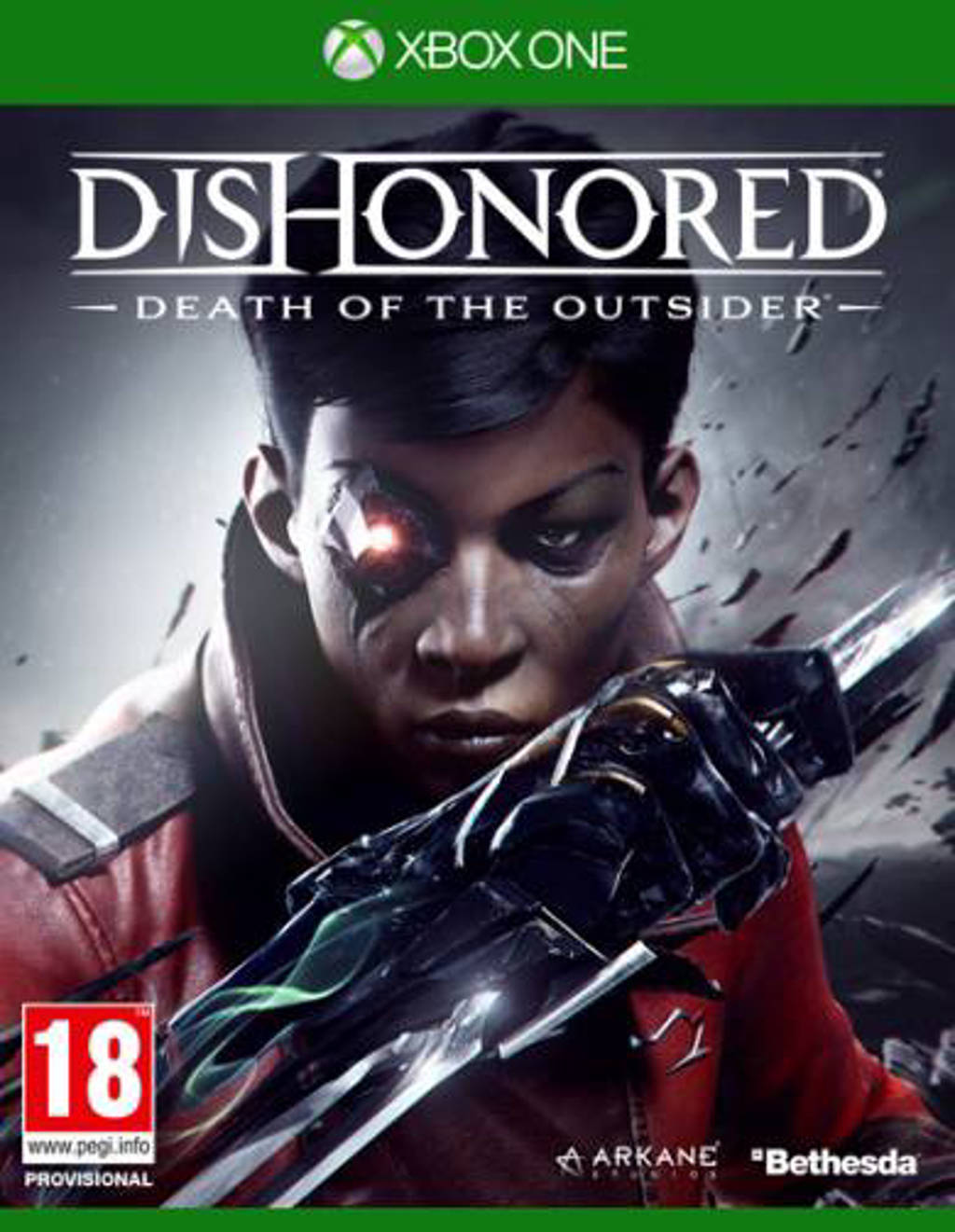 Dishonored - Death of the outsider (Xbox One)