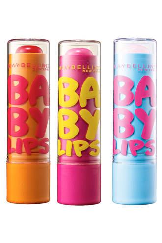 Baby Lips - Cherry Me, Pink Punch & Hydrate Lippenbalsem