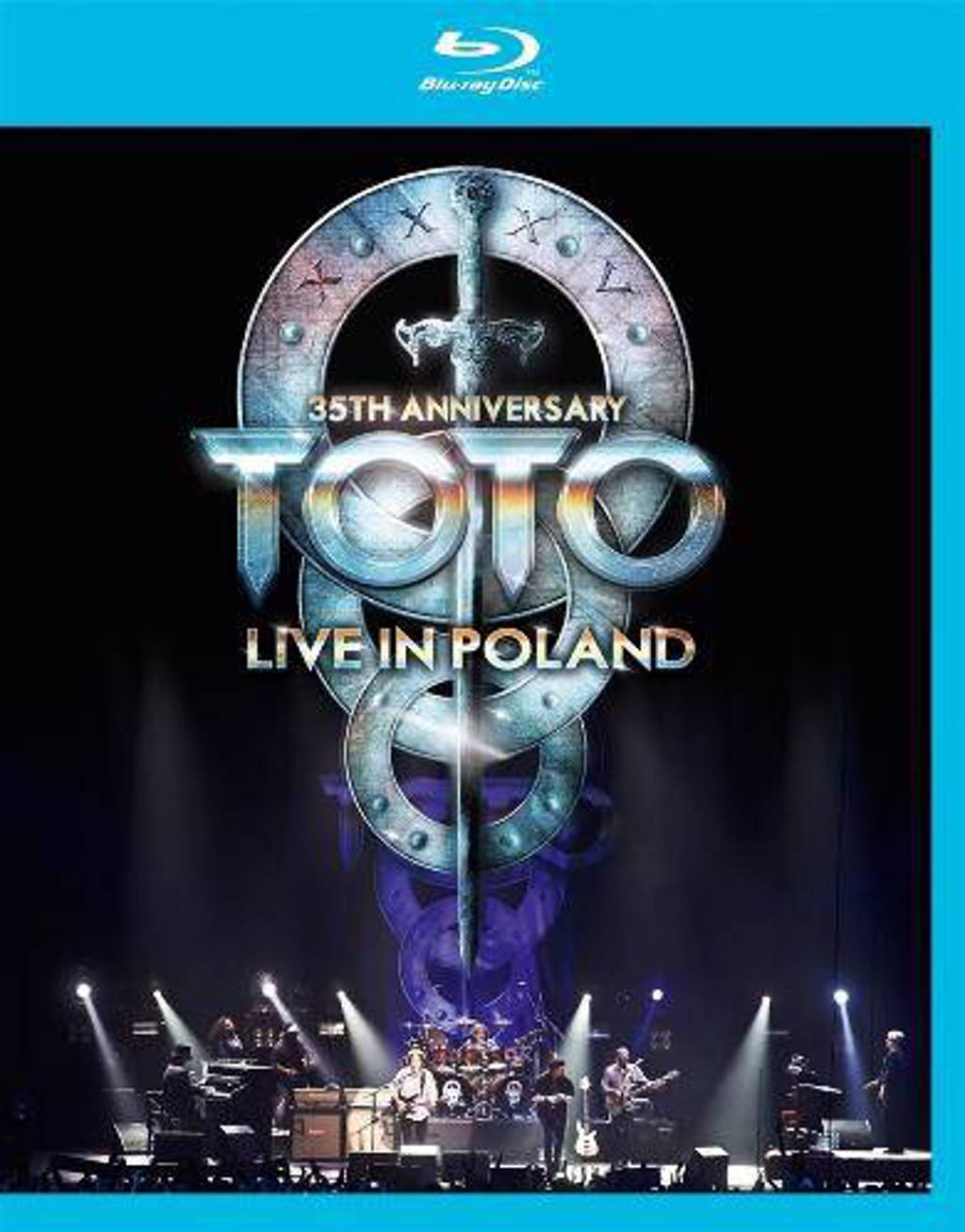 Toto - 35th Anniversary Tour - Live In Pol (Blu-ray)