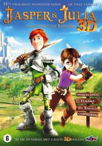 Jasper & Julia en de dappere ridders  (DVD)