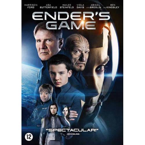 Ender's game (DVD) kopen