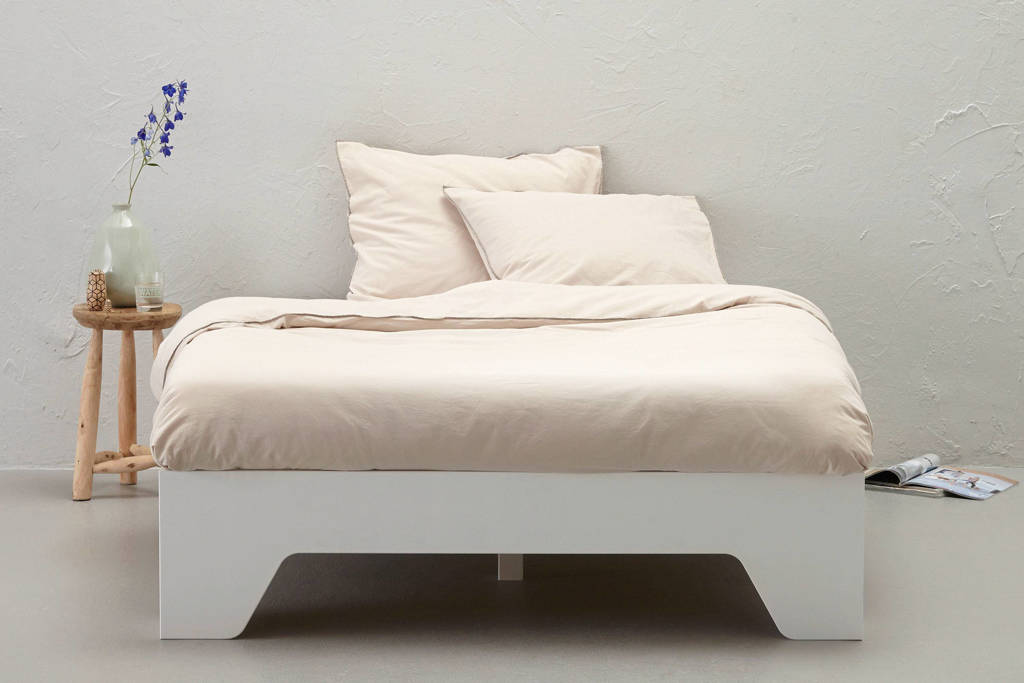 whkmp's own Bed Cargo (140x200 cm), Wit