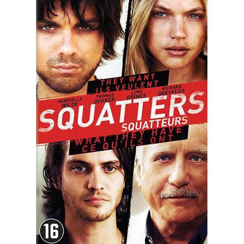 Squatters (DVD) kopen