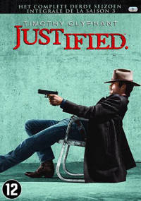 Justified - Seizoen 3 (DVD)