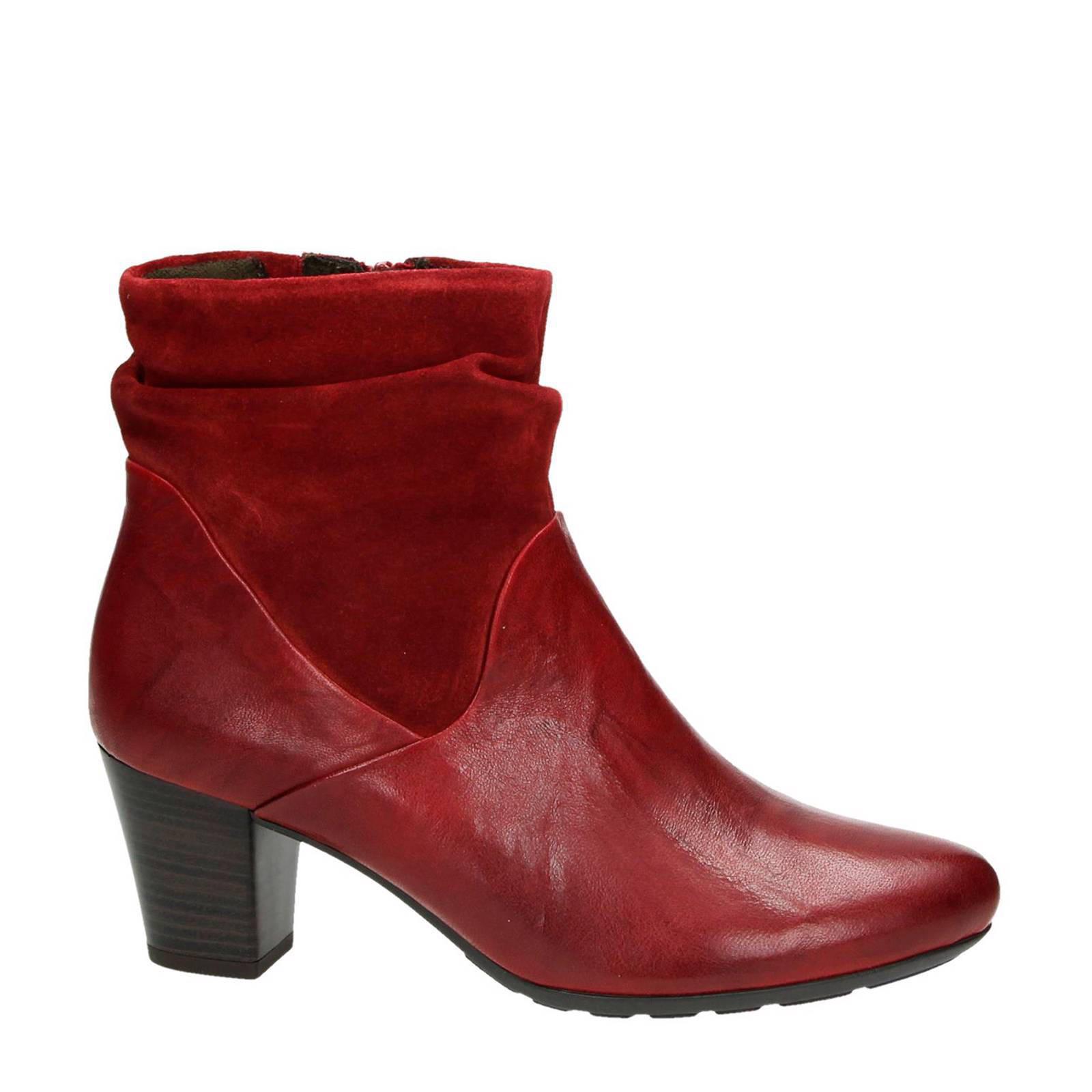 laarzen rood gabor