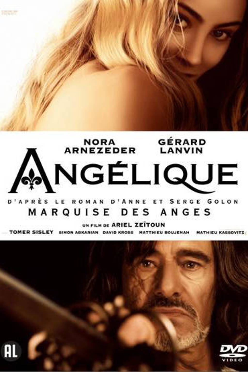 Angelique (DVD)