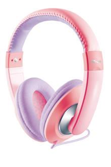 Sonin kinder hoofdtelefoon roze