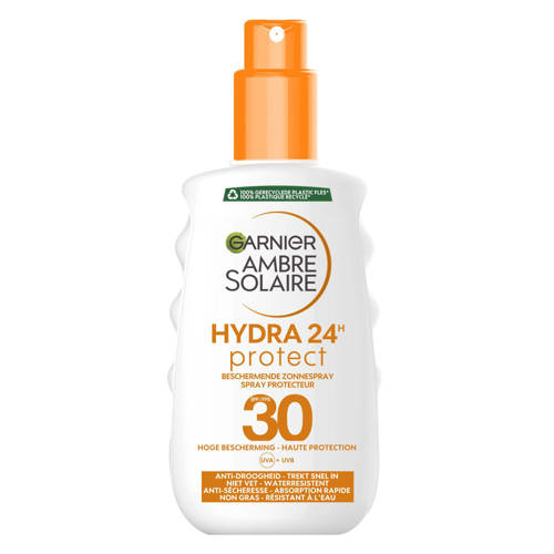 Ambre Solaire 12h hydratatie zonnebrand spray SPF30 - 200 ml kopen