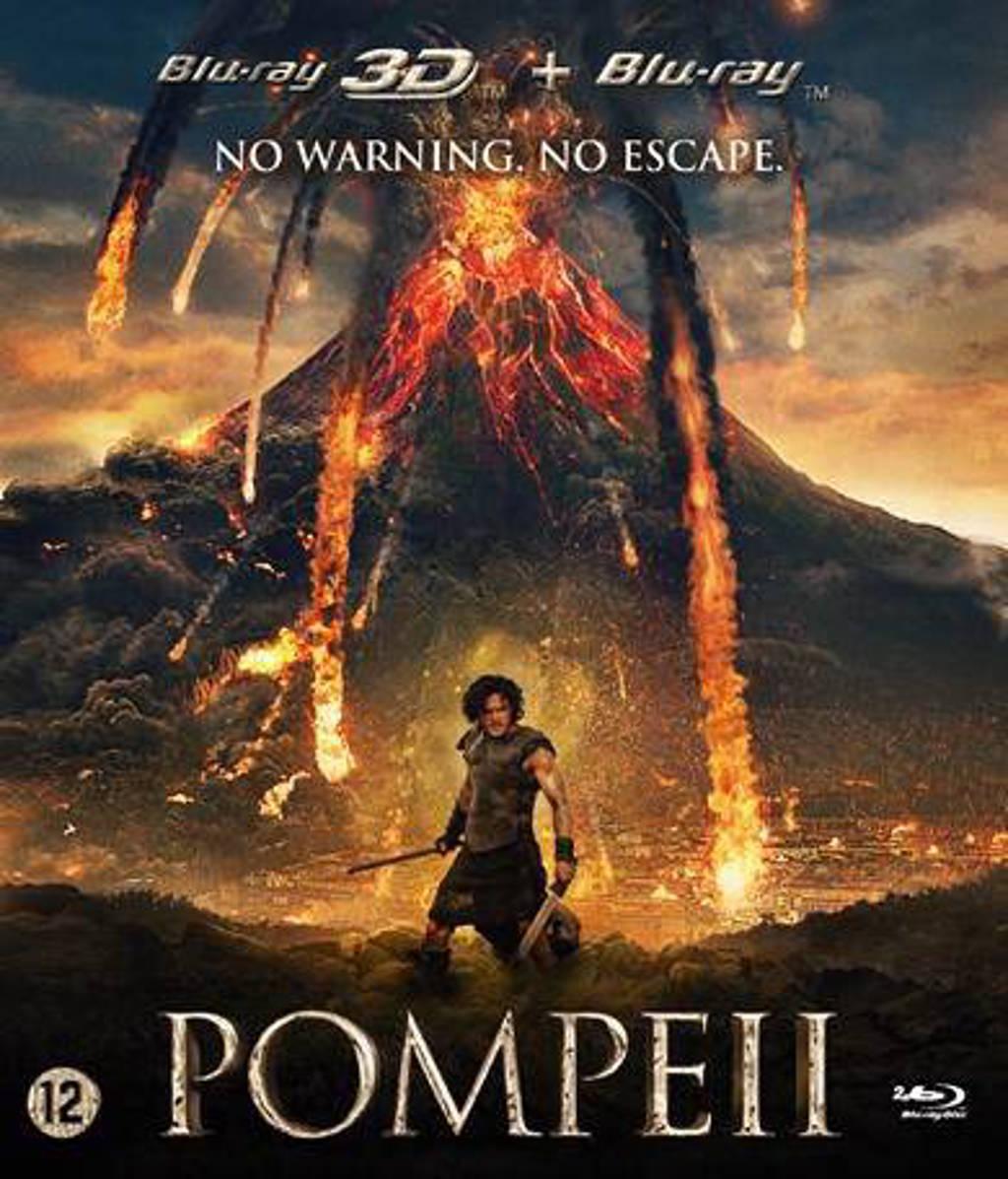 Pompeii (3D) (Blu-ray)