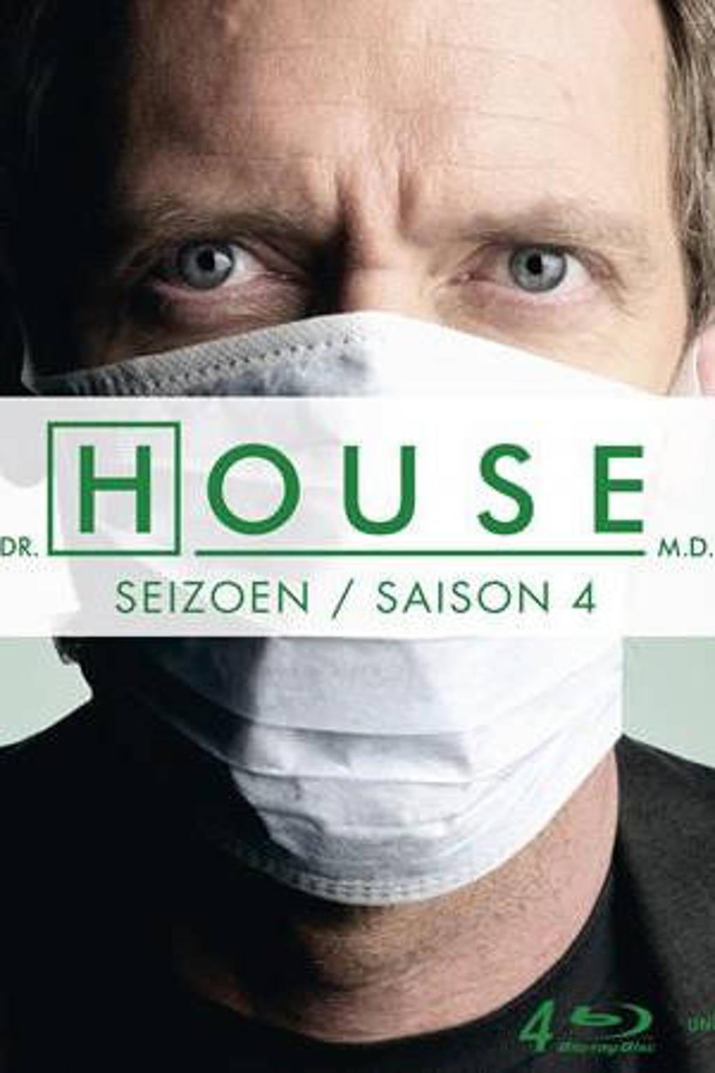 House M.D. - Seizoen 4 (Blu-ray)