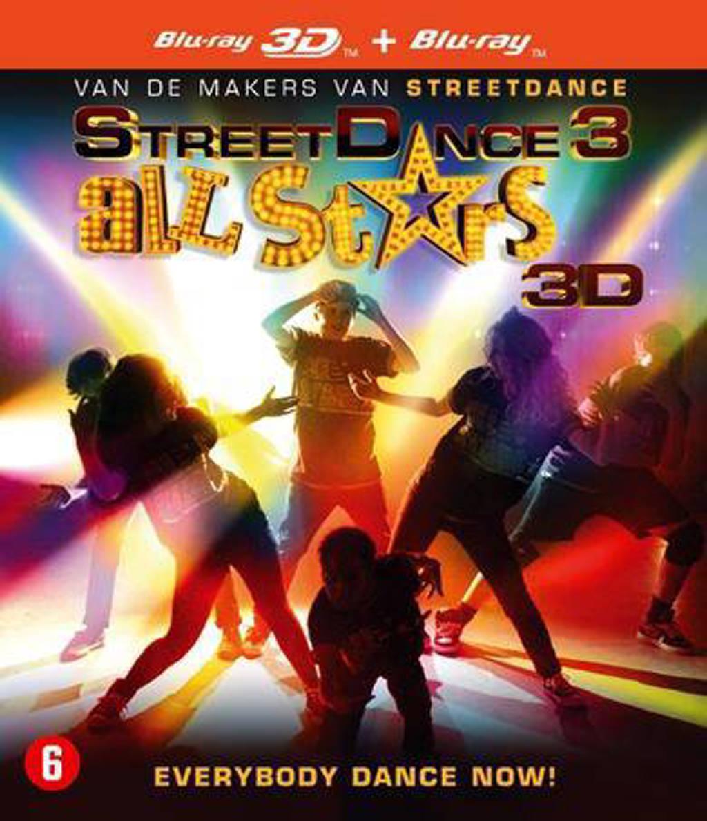Streetdance 3 - All stars (3D) (Blu-ray)