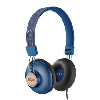 Positive Vibration 2.0 on-ear koptelefoon denim