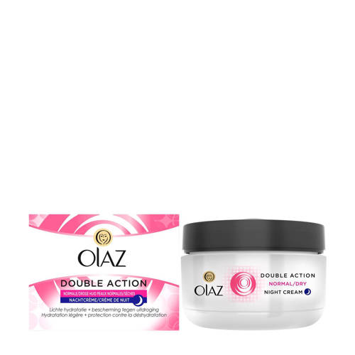 Olaz Double Action nachtcrème - 50 ml