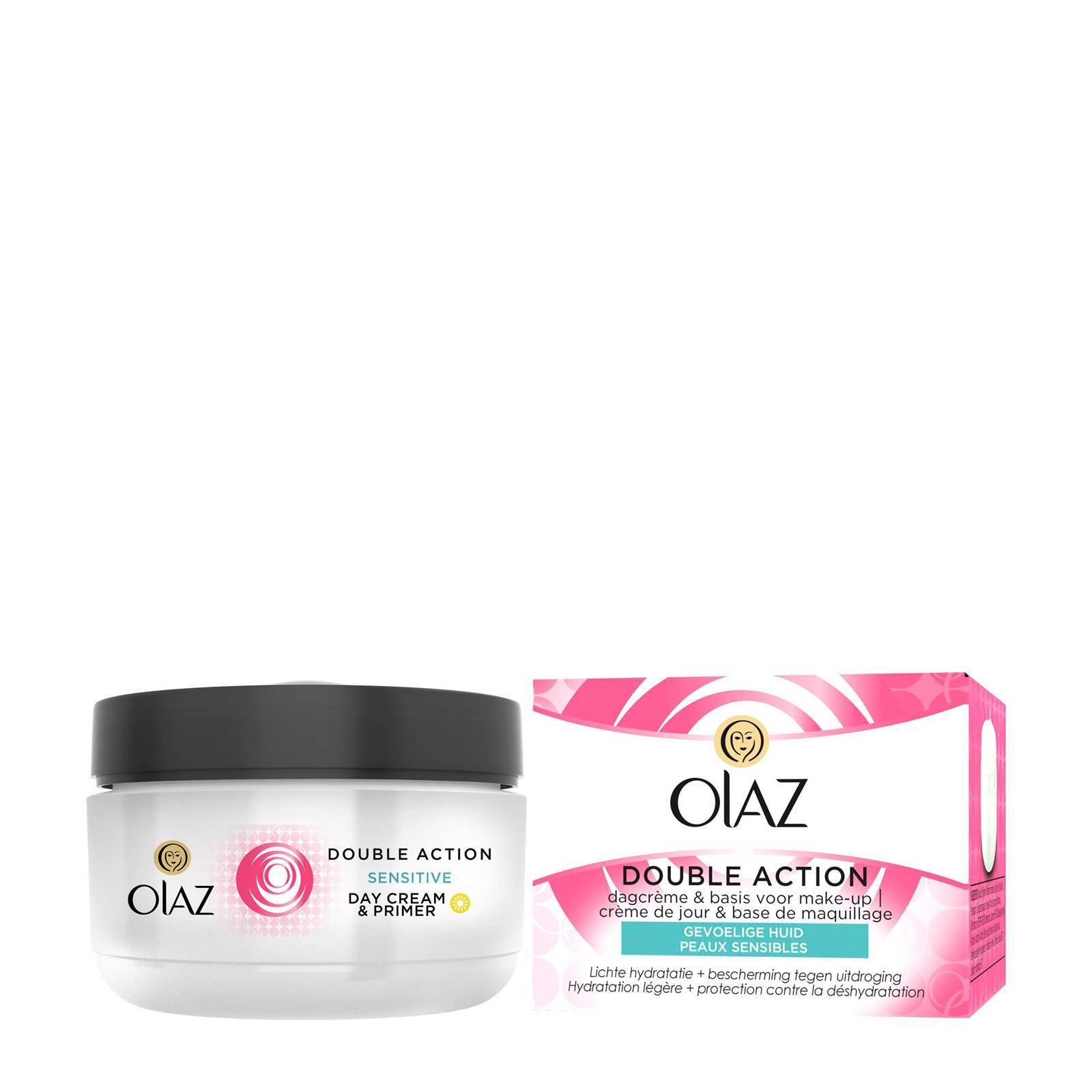 oil of olaz dagcreme gevoelige huid