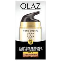 Olaz Total Effects 7 in 1 CC dagcrème - lichte/medium huid - 50 ml