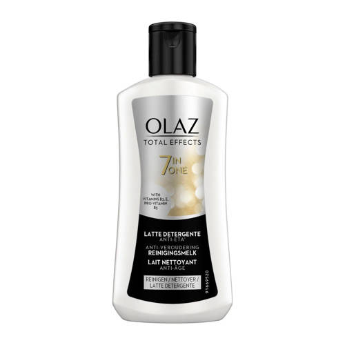 Olaz Total Effects 7in1 reinigingsmelk - 200 ml
