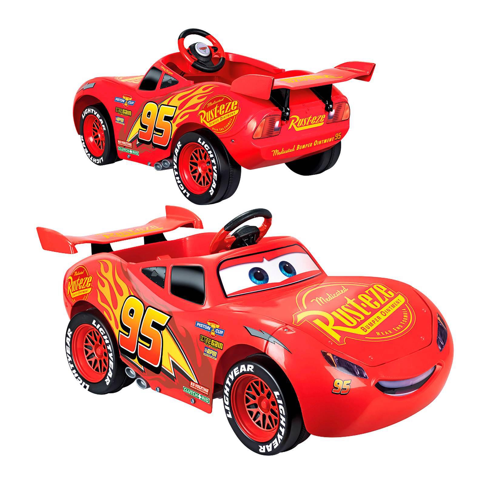 Cars Kleding.Feber Disney Cars Bliksem Mcqueen Accuvoertuig Wehkamp