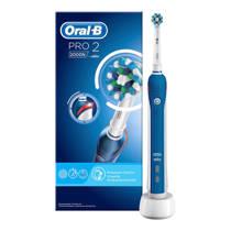 Oral-B PRO 2 2000 elektrische tandenborstel