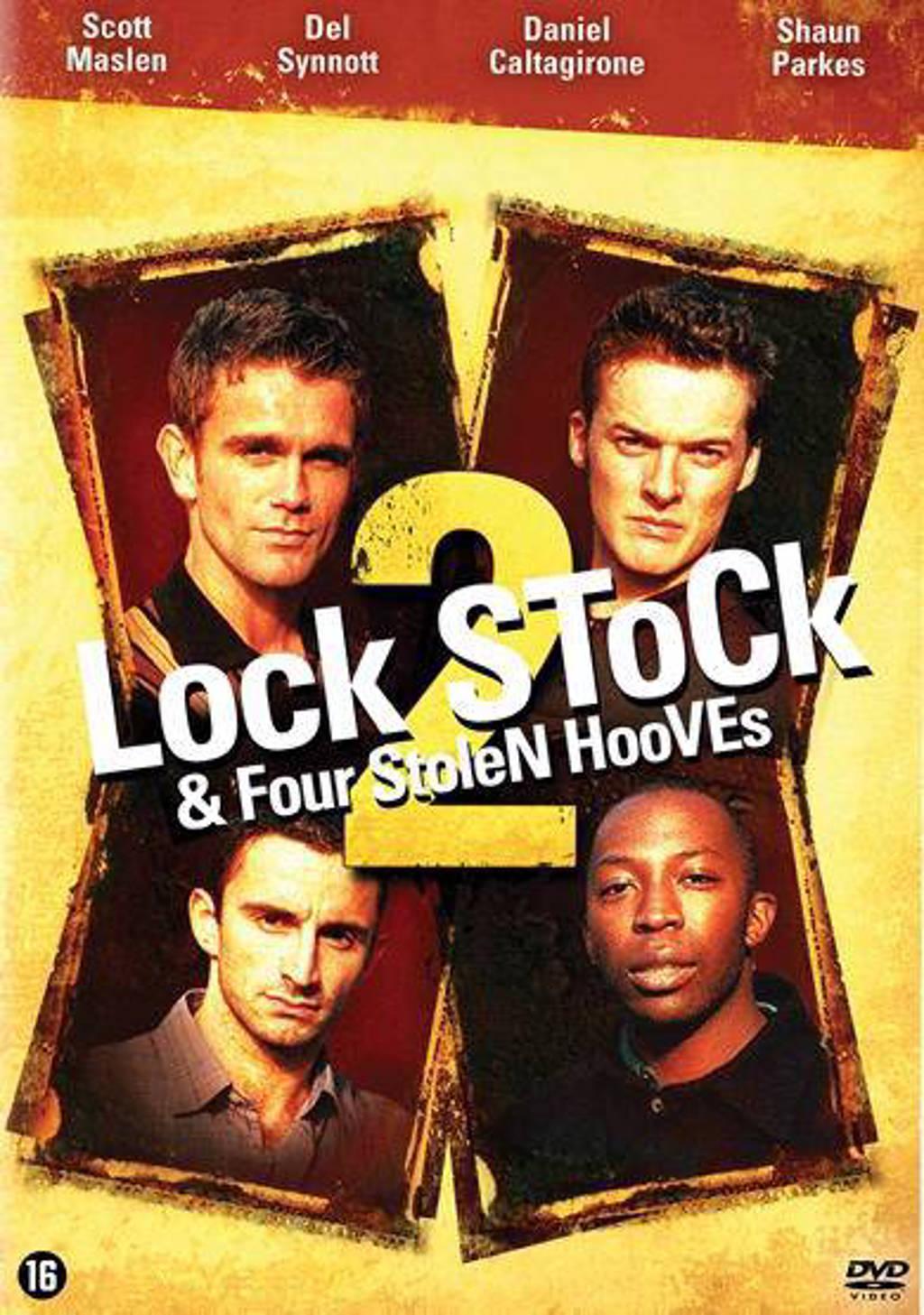 Lock stock & four stolen hooves 2 (DVD)