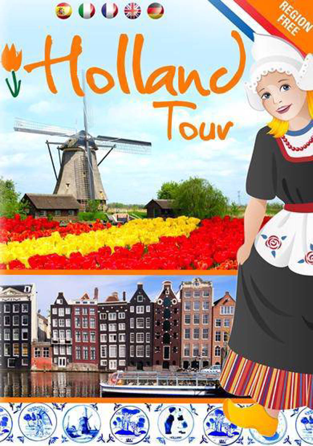 Holland tour (DVD)