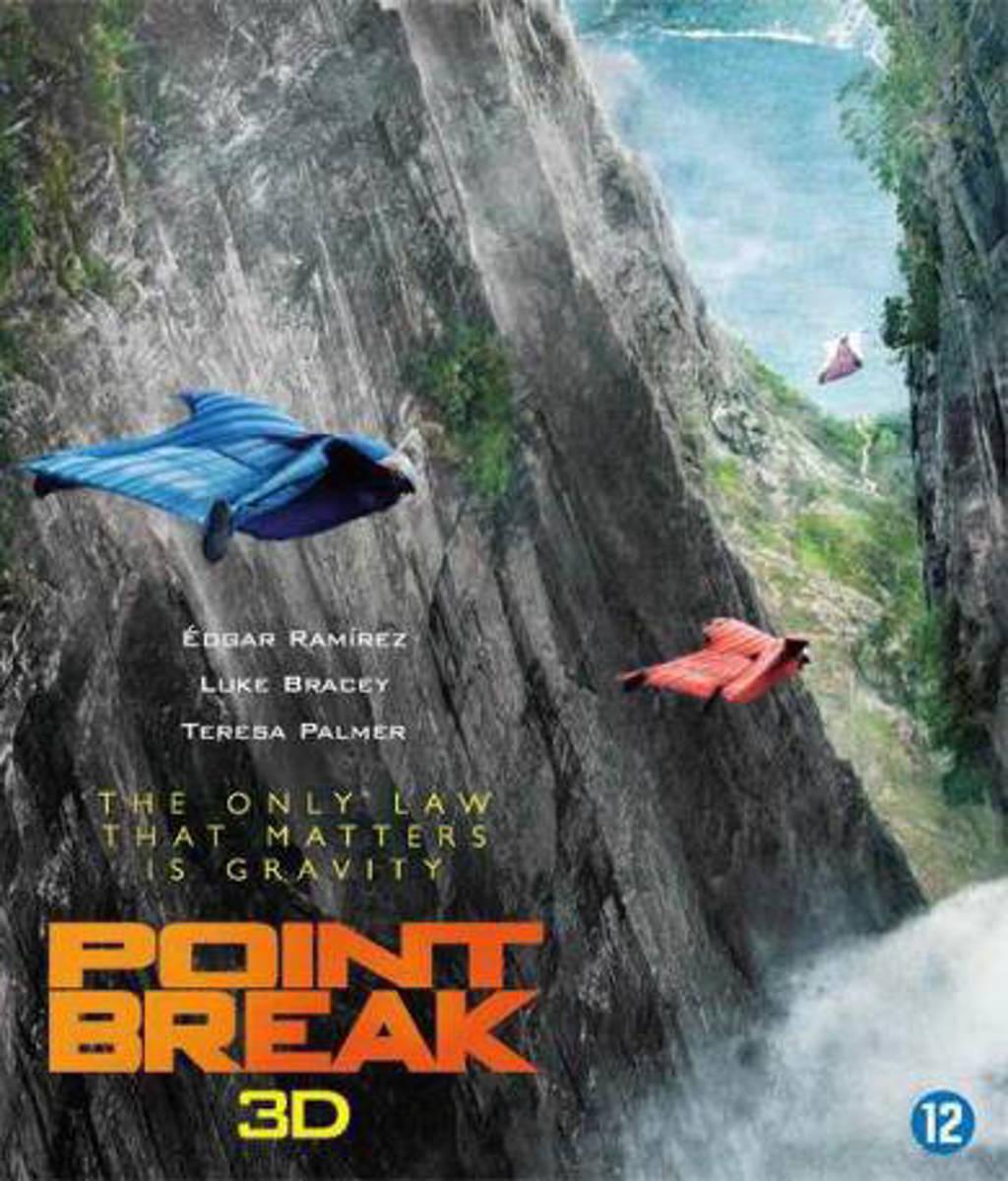 Point break (3D) (2015) (Blu-ray)