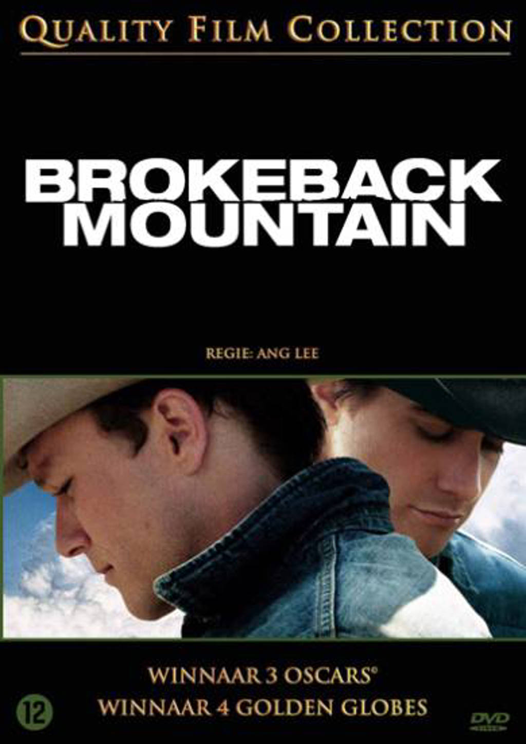 Brokeback mountain (DVD)