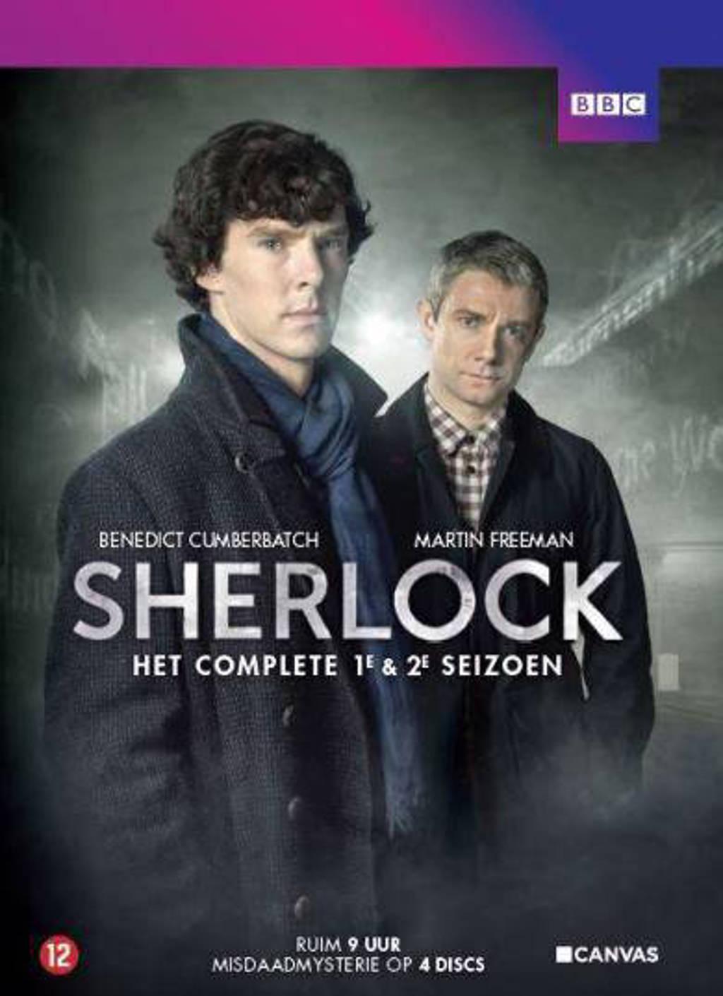 Sherlock - Seizoen 1 & 2 (DVD)
