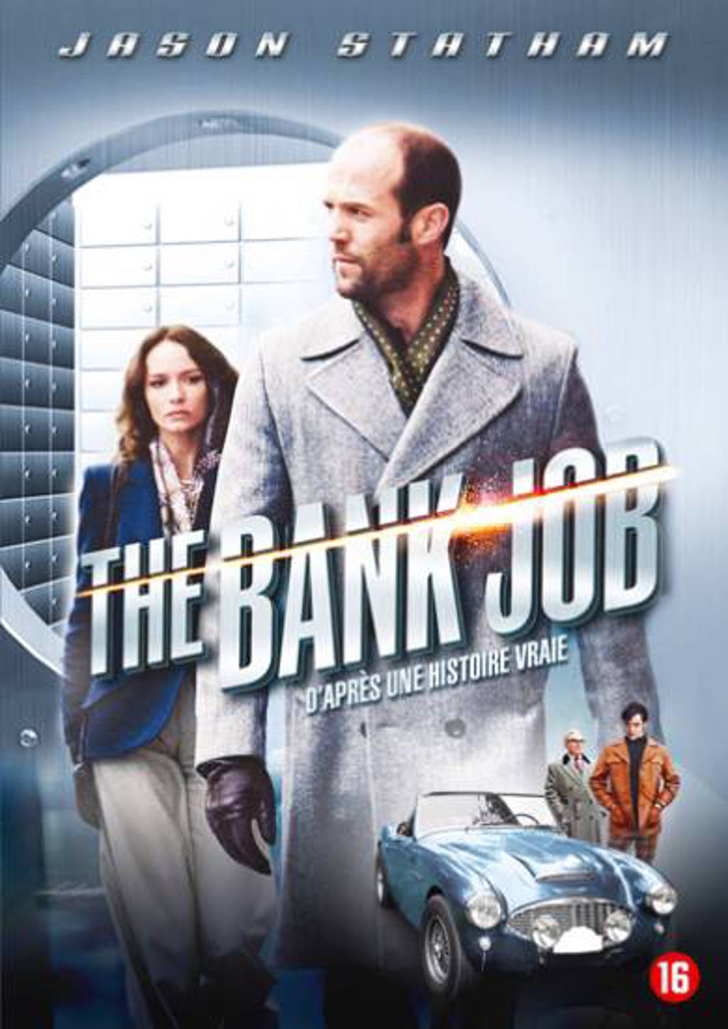 Bank job (DVD)