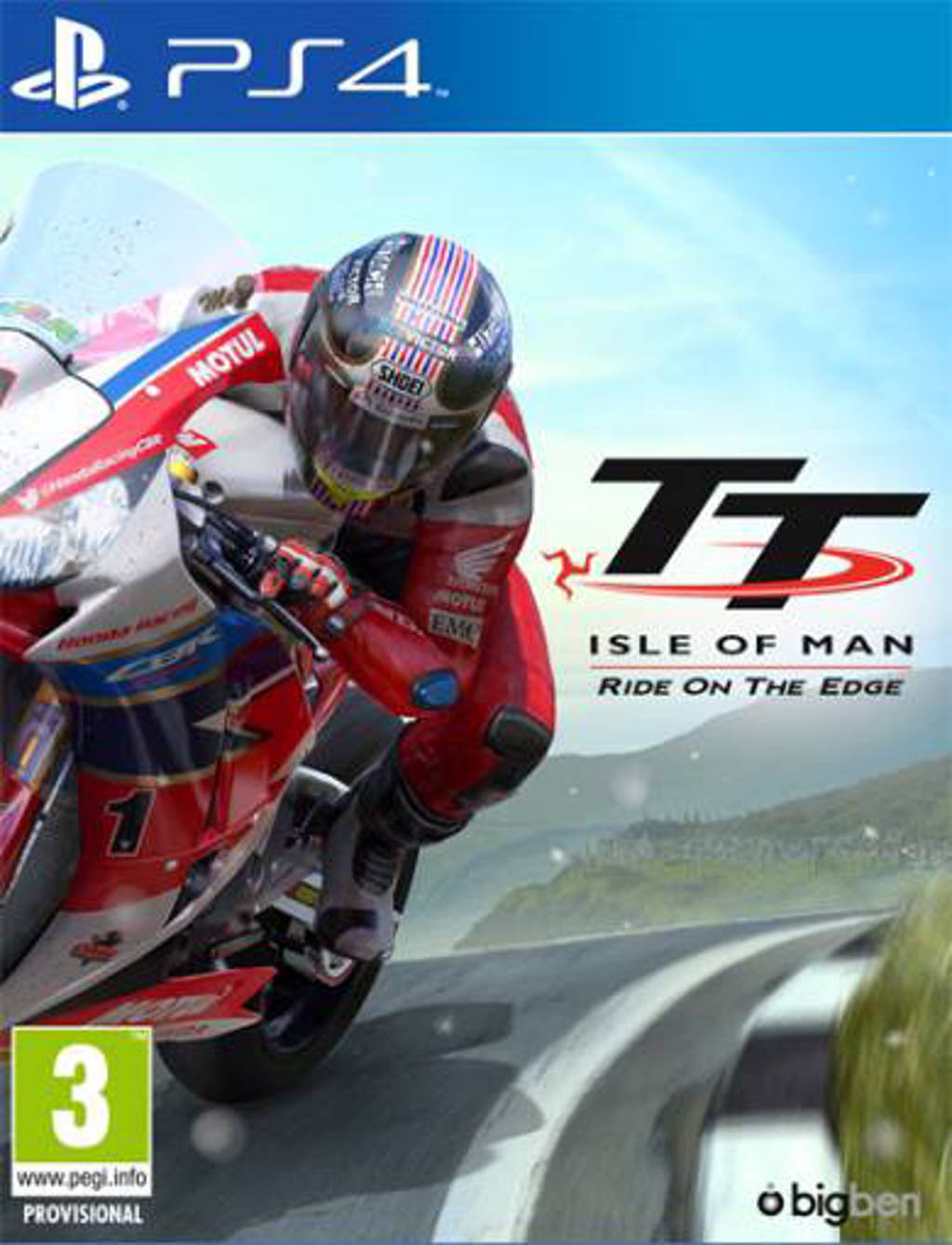 TT Isle of man (PlayStation 4)