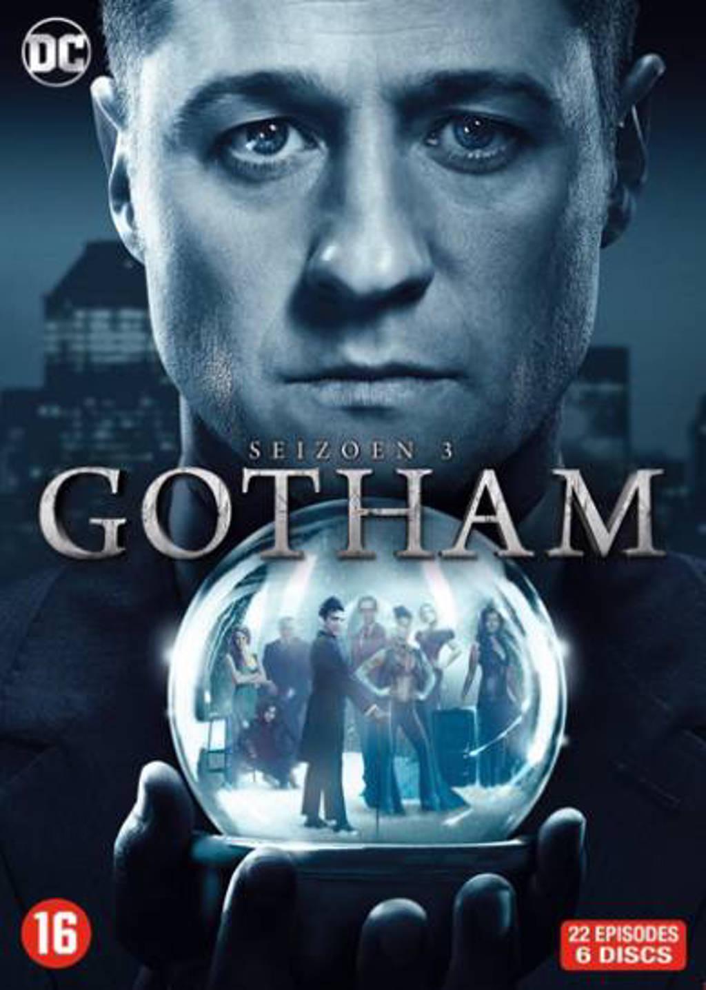 Gotham - Seizoen 3  (DVD)