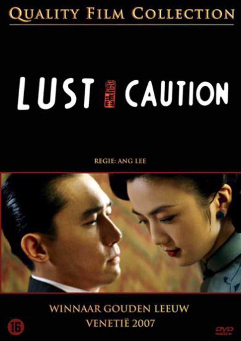 Lust caution (DVD)