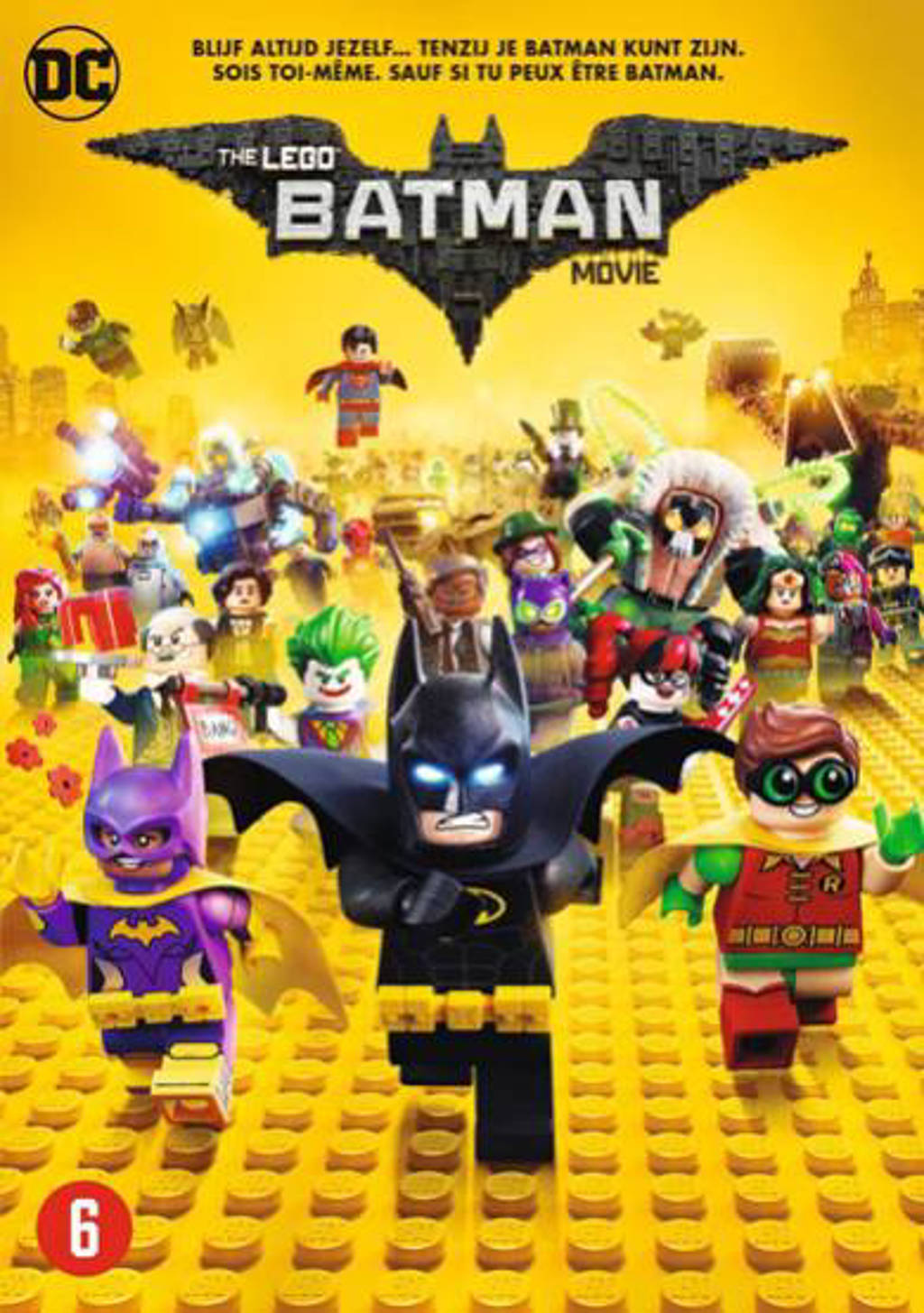 Lego Batman movie (DVD)
