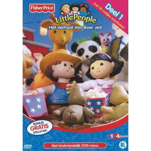 Little people 1 (DVD) kopen