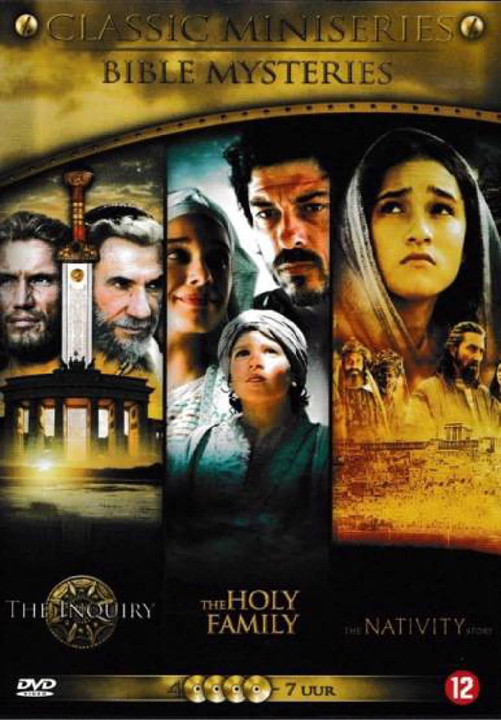 Bible mysteries box (DVD)