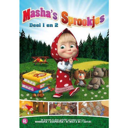 Masha vertelt beroemde sprookjes 1 & 2 (DVD) kopen