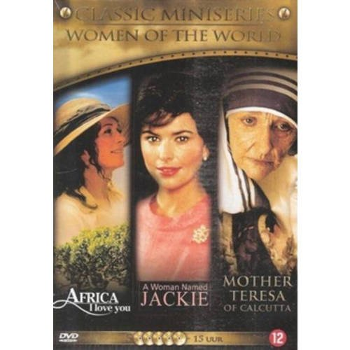 Woman of the world box (DVD) kopen