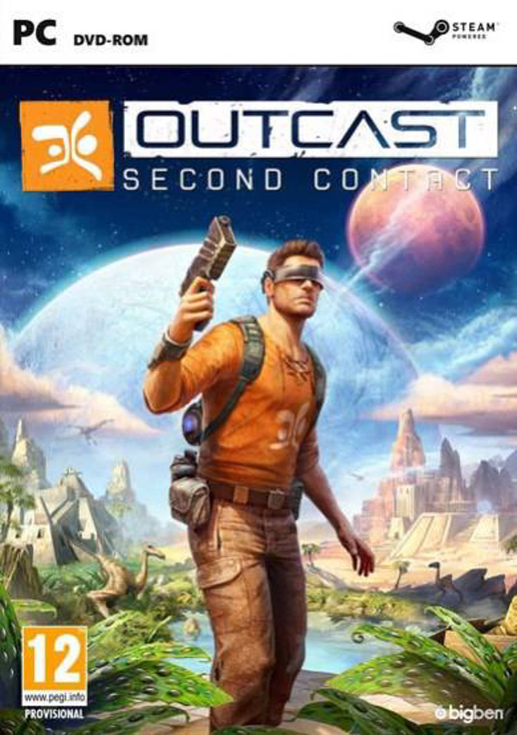 Outcast - Second contact  (PC)